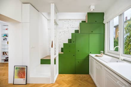 Project DontDIY: scandinavian Living room by Assen Emilov Photography
