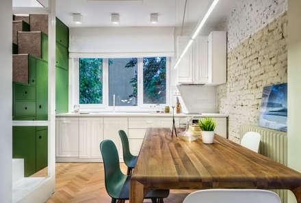 Project DontDIY: scandinavian Kitchen by Assen Emilov Photography