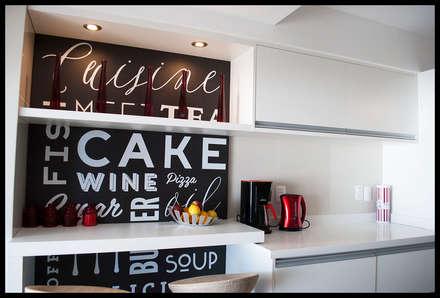 آشپزخانه by Diseñadora Lucia Casanova