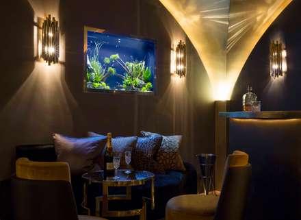 Home House:  Bars & clubs by Aquarium Architecture