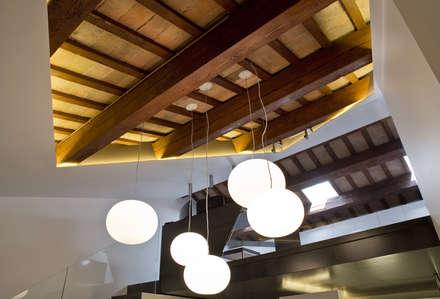 Phòng học/Văn phòng by Cumo Mori Roversi Architetti