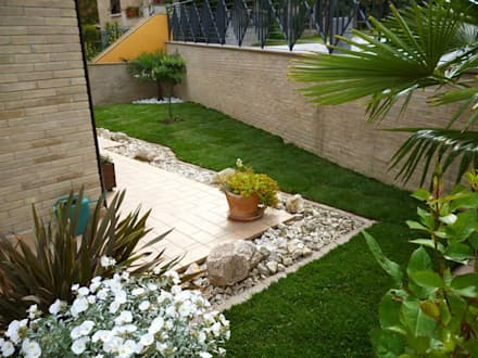 Giardino idee immagini e decorazione homify - Decorazioni per giardini ...