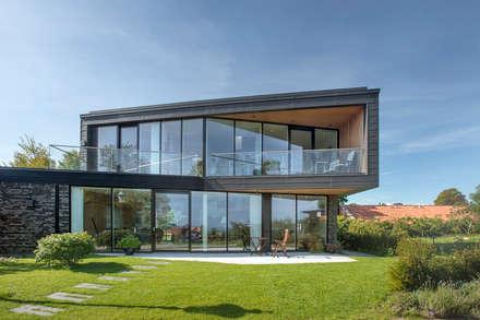 Villa U: skandinavische Häuser von C.F. Møller Architects