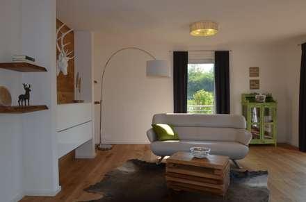 ideen & inspiration für moderne wohnzimmer | homify - Moderne Wohnzimmer Ideen
