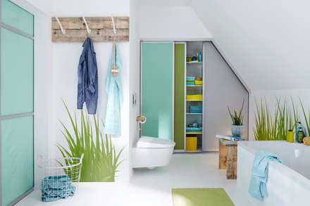 Badezimmer ideen design und bilder homify Ideen ordnung bad
