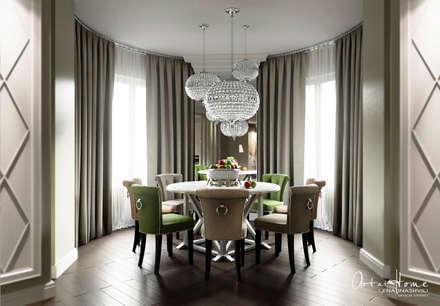 """""""Elizabeth """": Столовые комнаты в . Автор –   Лена Инашвили  Art at Home"""