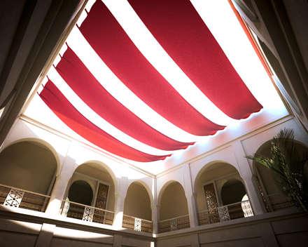 Architektur | Marrakesch Patio:  Terrasse von 3D-Spirit.de | Architekturvisualisierungen