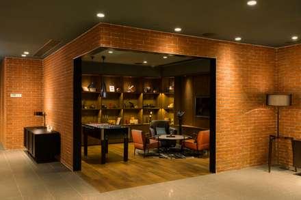 Game Room: WORKTECHT CORPORATIONが手掛けたホテルです。