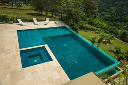 Casas ideas dise os y decoraci n homify for Presupuesto para construir una piscina en colombia