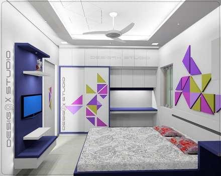 Kamar Tidur by Desig9x Studio