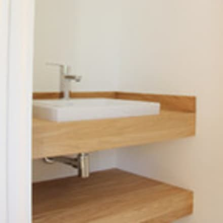 Salle de bain minimaliste id es homify for Richard et levesque cuisine et salle de bain