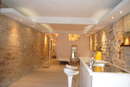 Soggiorno idee immagini e decorazione homify - Come pulire i muri esterni di casa ...