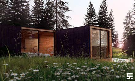 industrial Houses by SF Render