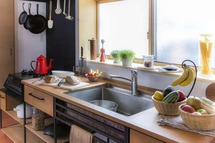 مطبخ تنفيذ 家具工房一木