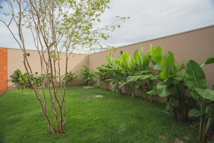 حديقة تنفيذ Biloba Arquitetura e Paisagismo