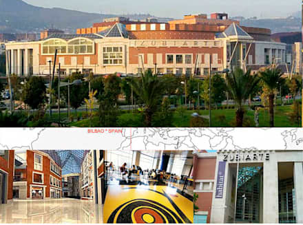 : Centros comerciales de estilo  por IDM NETWORKS S.A.S