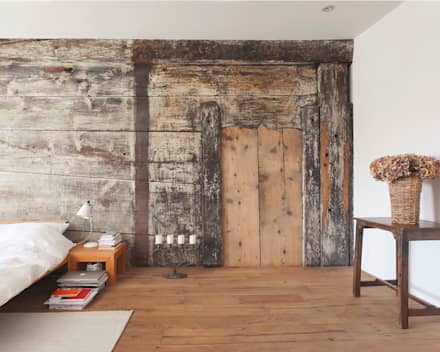 Dormitorios de estilo rústico por meier architekten