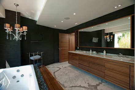 ห้องแต่งตัว by ARCO Arquitectura Contemporánea