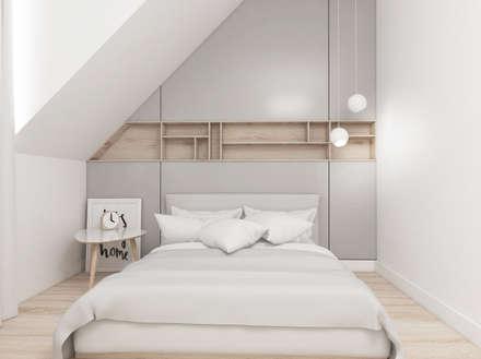 Schön Wohnung Gliwitz: Moderne Schlafzimmer Von FOORMA