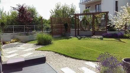 Terrace by Ogrodowa Sceneria
