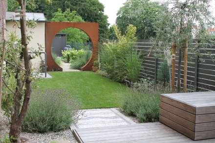 garten, gartengestaltung, ideen und bilder | homify, Garten und bauen