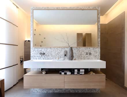 Waschtisch: modernes Spa von Tuba Design