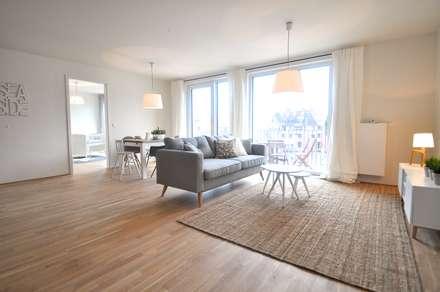 Skandinavisches Wohnzimmer skandinavische wohnzimmer ideen inspiration und bilder homify