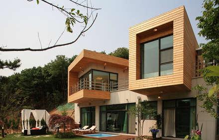 풍경,그곳에 살어리 랏다: 한글주택(주)의  주택