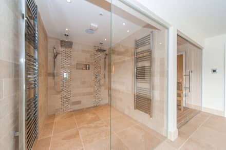 Shower : classic Spa by Aqua Platinum Projects