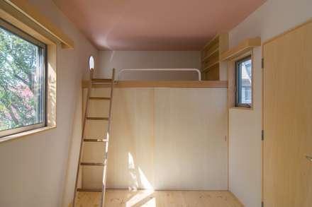 子ども室: 株式会社エキップが手掛けた子供部屋です。