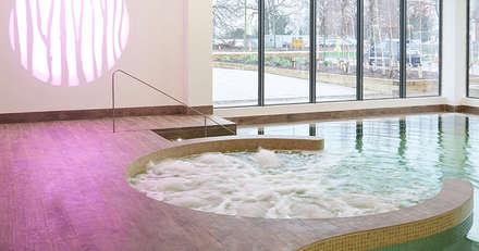Spa: classic Spa by Aqua Platinum Projects