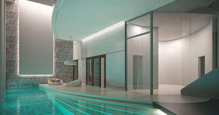 Swimming Pool: classic Pool by Aqua Platinum Projects