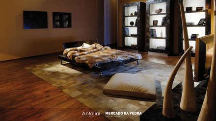 Commercial project / Antolini / Mercado Da Pedra: Centros de exposições  por Mercado da Pedra