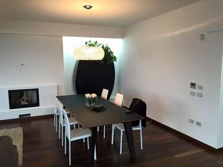 Appartamento A Desenzano Del Garda: Mediterranean Dining Room By Devincenti  Multiliving Part 98