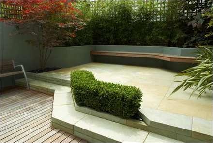 Jardines de estilo topical por NOUVELLE. | Proje Danışmanlık