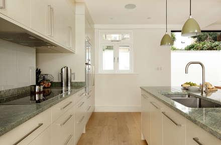مطبخ تنفيذ Cue & Co of London