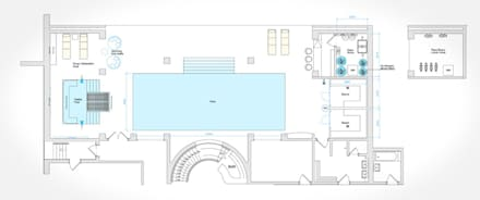 Birchlands: classic Pool by Aqua Platinum Projects