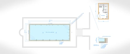 Langley Park: classic Pool by Aqua Platinum Projects