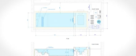 Newlands: classic Pool by Aqua Platinum Projects