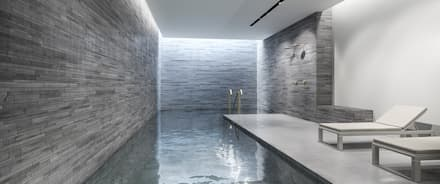 Rede place: classic Pool by Aqua Platinum Projects