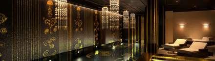 Veyron: classic Pool by Aqua Platinum Projects