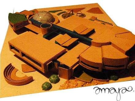 BIBLIOTECA PUBLICA JAIME GARZON - BOGOTA: Escuelas de estilo  por AKUMAJAA PROYECTOS