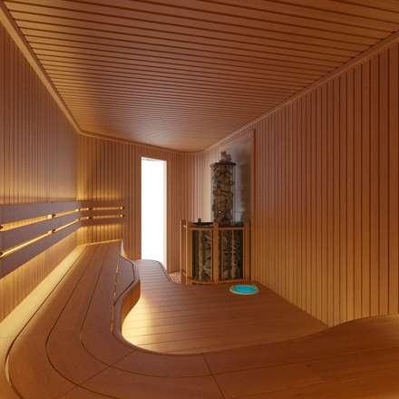 industrial Spa by URBAN wood