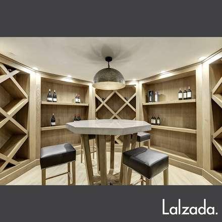 Lalzada: Bodegas de estilo clásico de Lalzada