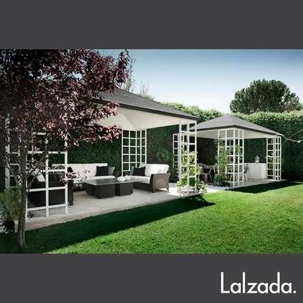 Lalzada: Jardines de estilo clásico de Lalzada