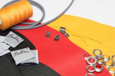 Der Barlooon - Lampion und seine Einzelteile:  Veranstaltungsorte von Barlooon Germany GmbH