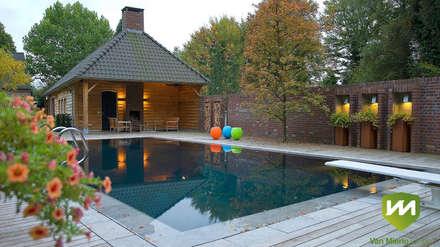 country Pool by Van Mierlo Tuinen | Exclusieve Tuinontwerpen