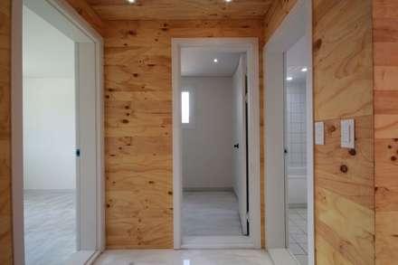 풍세 오누이 집: 구름집의  차고