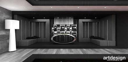 TRADITIONS REVISITED | BASEN: styl , w kategorii Basen zaprojektowany przez ARTDESIGN architektura wnętrz