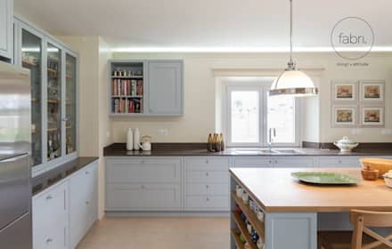 country Kitchen by FABRI